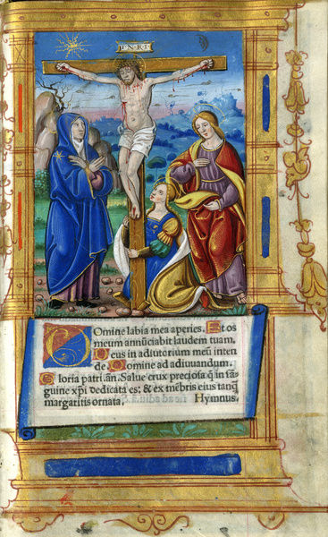 Illustration from the Paris Book of Hours, 1525 (14040342)