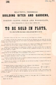posters/beautiful freehold building sites gardens norton