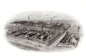 Cammell Laird and Co Ltd., Cyclops Works, c. 1915