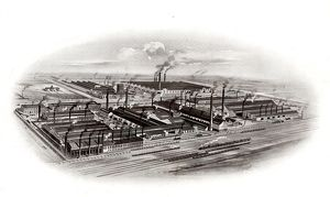 Cammell Laird and Co Ltd., Grimesthorpe Works, c. 1915