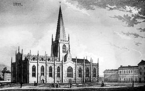 Cathedral Church of SS. Peter and Paul, Church Street , 1833