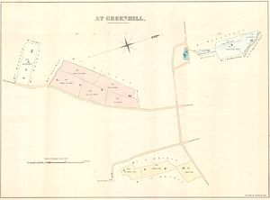 Farmhouse, land and other property at Greenhill, Norton, 1858