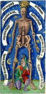 Illustration from the Paris Book of Hours, 1525