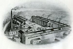 Joseph Tyzack and Son Ltd., Manufacturers of Trowels, Saws and Tools, Meersbrook Works