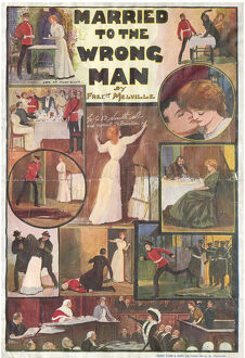 posters/married wrong man fred melville showing alexandra
