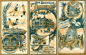 miscellaneous/new sheffield empire palace charles street programme