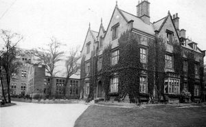 No. 2 Building, 3rd Northern General Base Hospital, Broomhall, World War I