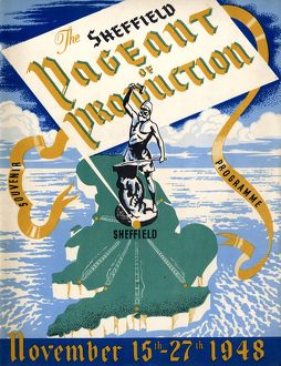 Pageant of Production Souvenir Programme 1948
