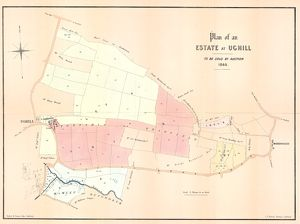 Particulars and plan of valuable freehold and tithe free estates, comprising dwelling-house