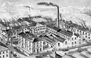 Samuel Osborn and Co. Limited, Brookhill Works, 1897