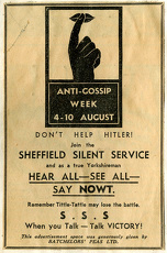 posters/sheffield information committee ministry information