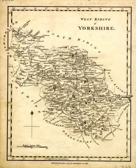West Riding of Yorkshire, 1794