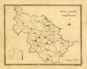West Riding of Yorkshire, 1831