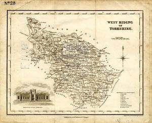 West Riding of Yorkshire, 1834