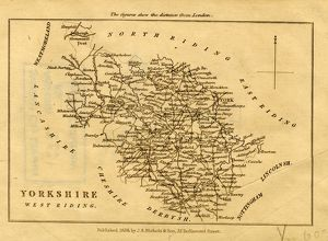 West Riding of Yorkshire, 1838